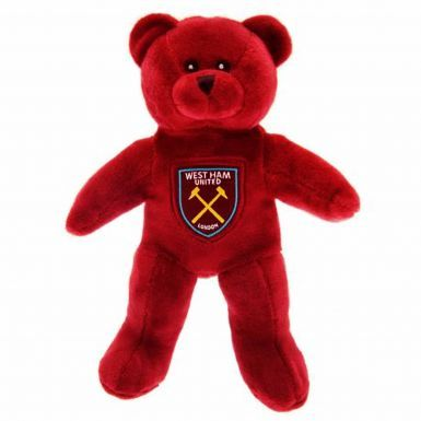 West Ham United Beanie Bear Mascot