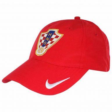 Croatia (Hrvatska) Football Baseball Cap by Nike