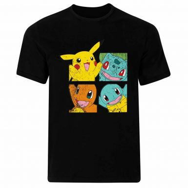 Official Pokémon Pikachu Anime T-Shirt