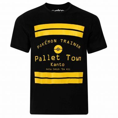 Official Pokémon Training Pallet Town T-Shirt