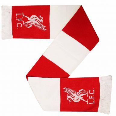 Liverpool FC Crest Bar Scarf
