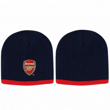 Arsenal FC Winter Warmers Hat & Scarf Set