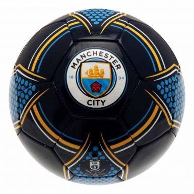 Manchester City Crest Size 5 Football
