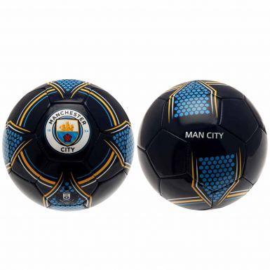 Manchester City Crest Size 5 Soccer Ball