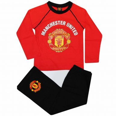 Manchester United Kids Pyjamas