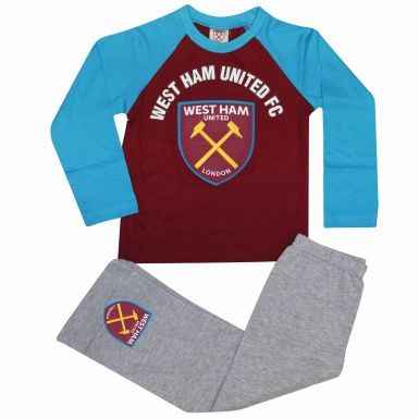 West Ham United Kids Pyjamas