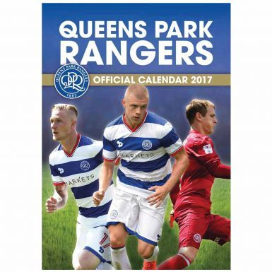 Queens Park Rangers QPR 2017 Football Calendar