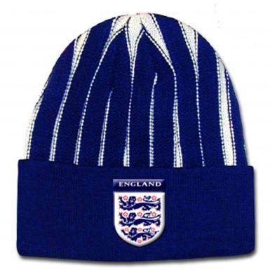 England 3 Lions Crest Bronx Hat
