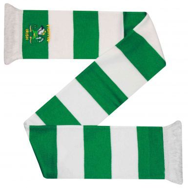 Ireland Fighting Irish Crest Scarf