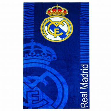 Official Real Madrid Crest Towel