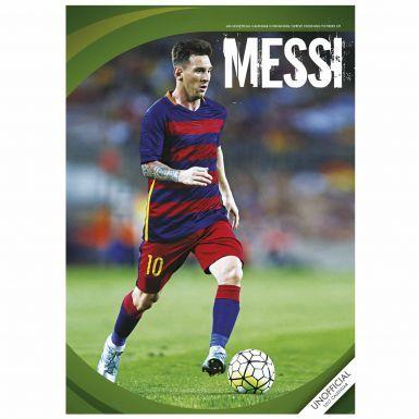 Lionel Messi & Barcelona 2017 Calendar