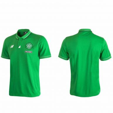 Celtic FC Soccer Polo Shirt by New Balance