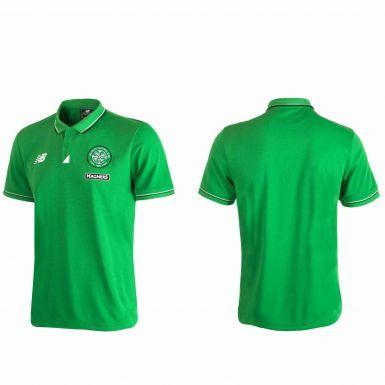 Celtic FC Soccer Polo Shirt by New Balance