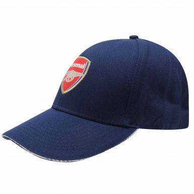 Arsenal FC Crest Baseball Cap