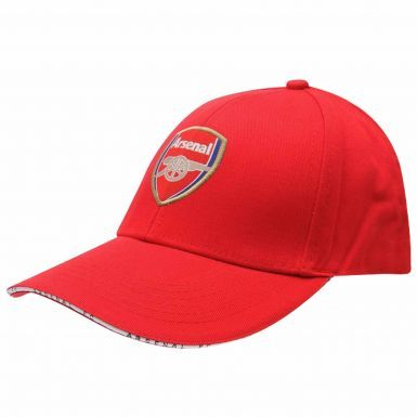 Official Arsenal FC Crest Baseball Cap