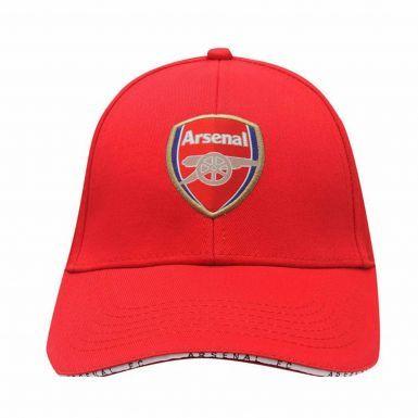 Official Arsenal FC Crest Baseball Cap
