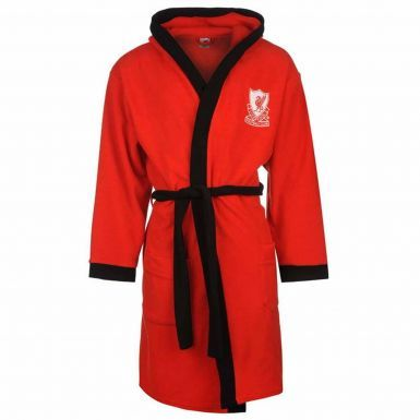 Unisex Liverpool FC (Premier League) Adults Dressing Gown
