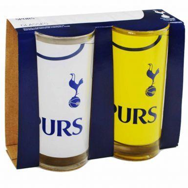 Tottenham Hotspur (Spurs) Hi Ball Glass Set