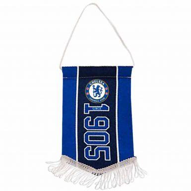 Chelsea FC (EST 1905) Crest Mini Pennant