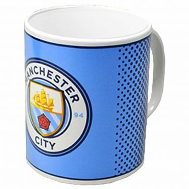 Manchester City Crest Ceramic 11oz Mug