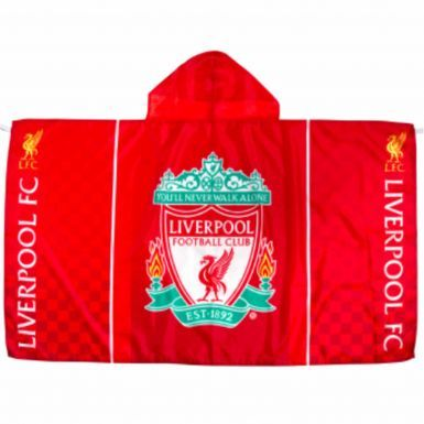 Official Liverpool FC Hooded Body Flag