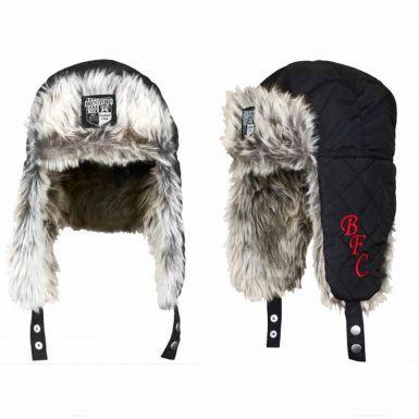 Official Brentford FC Fur Trapper Hat