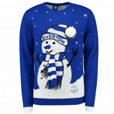Unisex Everton FC Christmas Jumper
