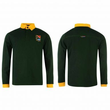 Unisex South Africa (Springboks) Rugby Shirt