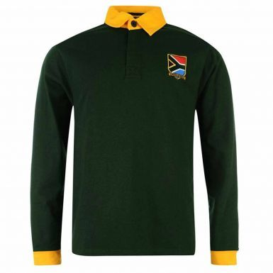Kids South Africa (Springboks) Rugby Shirt