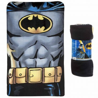 Official DC Comics Batman Fleece Blanket
