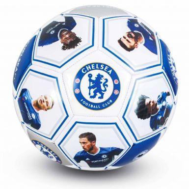 Chelsea FC Photo & Signature Football (Size 5)