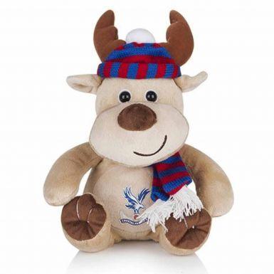 Plush Crystal Palace Reindeer Toy