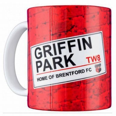 Official Brentford FC Griffin Park Mug (11oz)