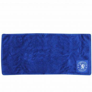 Official Chelsea FC Crest Bar Towel