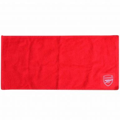 Official Arsenal FC Crest Bar Towel