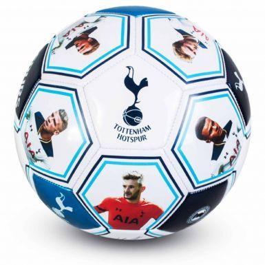 Tottenham Hotspur (Spurs) Photo & Signature Football (Size 5)