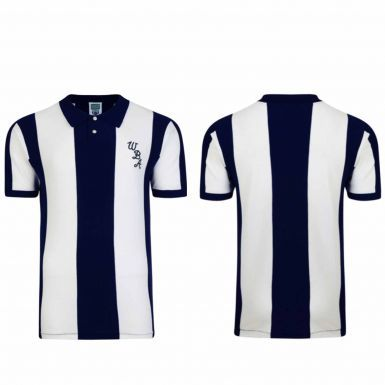 West Bromwich Albion 1978 Classic Retro Shirt
