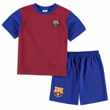 FC Barcelona (La Liga) Kids Kit Pyjamas Set