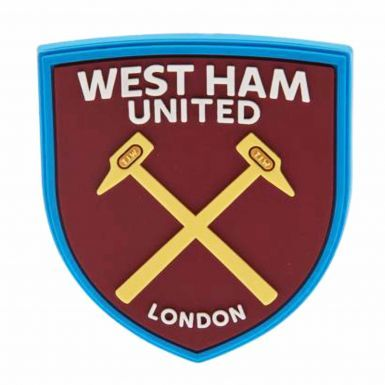 West Ham United 3D Crest Fridge Magnet