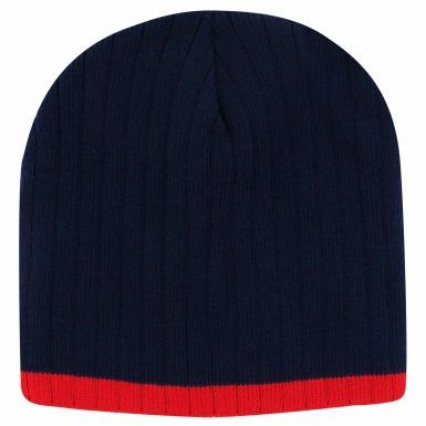 Official Arsenal FC Crest Beanie Hat