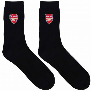 Official Pair of Arsenal FC Thermal Socks (Adults)