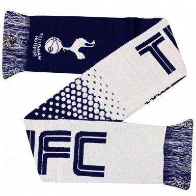 Official Tottenham Hotspur (Spurs) Crest Football Scarf