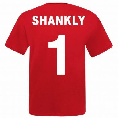 Bill Shankly Liverpool Legend T-Shirt
