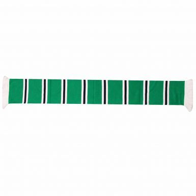 Traditional Plymouth Argyle 'Pilgrims' Striped Bar Scarf