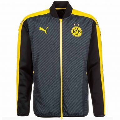 Official BVB Borussia Dortmund Stadium Jacket by Puma