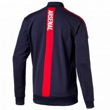Official Arsenal FC Stadium Jacket by Puma (Adults)