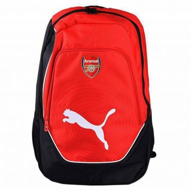 Official Arsenal FC Crest Rucksack by Puma