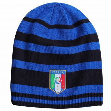 Official Italy (FIGC) Football Beanie Hat by Puma