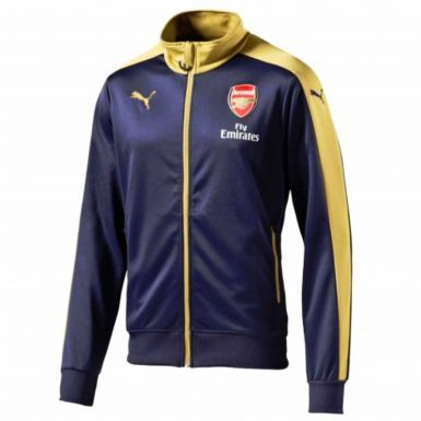 Zipped Arsenal FC Stadium Jacket by Puma (Adults)