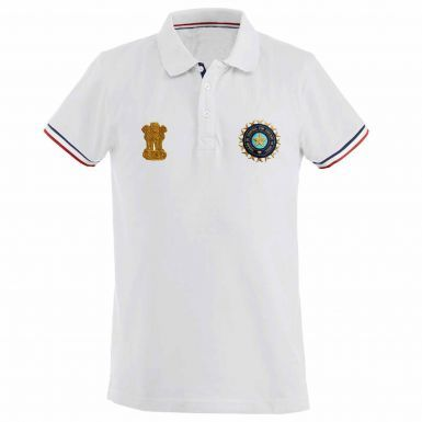 India BCCI Cricket Polo Shirt (Adults)